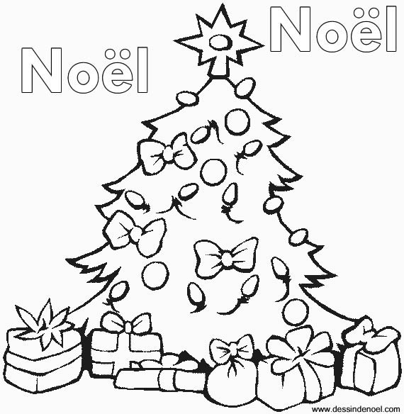 dessin de noel a imprimer coloriage dessin de no l imprimer. Black Bedroom Furniture Sets. Home Design Ideas